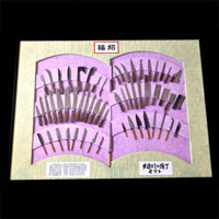 Decorative Mini Knives, Japanese & Western, 59 Pieces