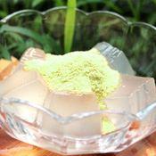 Kudzu Warabimochi, w/Matcha Soybean Flour, Bag