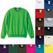 [United Athle] 10.0 Ounce Crew-Neck Sweatshirt (Pile) (for Kids)