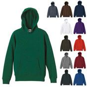 [United Athle] 10.0 Ounce T/C Sweat Hoodie (Fleece-Lined) (for Kids)