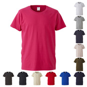 [United Athle] 4.7 Ounce Fine Jersey T-Shirt