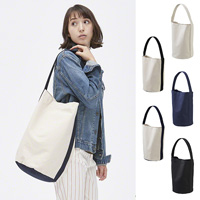 [United Athle] Heavy Canvas One-Shoulder Bag