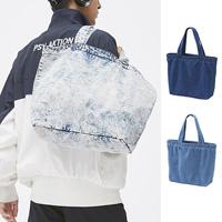 [United Athle] Denim Large Tote Bag