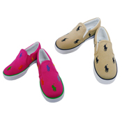 Polo Ralph Lauren / Junior, Kids' Sneakers / Slip-On / BAL HARBOUR REPEAT / Kids' Shoes