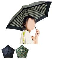 [Cecile] Mini Collapsible Umbrella (Air Light Umbrella) KiU / Fall & Winter 2017 New Item, Ladies'