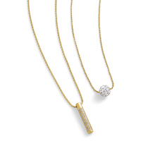 [Cecile] Necklace / Fall & Winter 2018 New Item, Ladies'