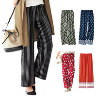 [Cecile] Easy Straight Pants / Fall & Winter 2018 New Item, Ladies'