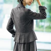 [Cecile] Skirt Suit / Winter 2018 New Item, Ladies'