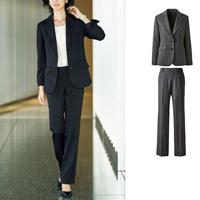 [Cecile] Pant Suit / Winter 2018 New Item, Ladies'