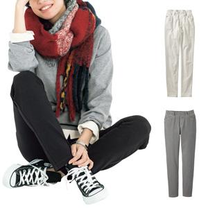 [cecile] Knitted Denim Skinny Pants / New Arrival Spring 2020, Ladies
