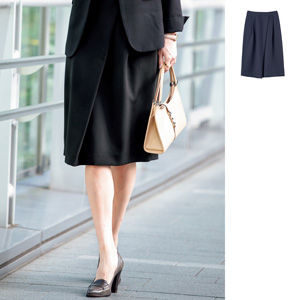 [cecile] Tuck Skirt / New Arrival Spring 2020, Ladies