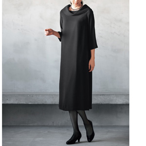 [cecile] Roll Collar Dress / New Arrival Spring 2020, Ladies