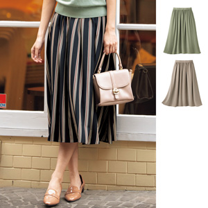 [cecile] Gather Flare Skirt / New Arrival Summer 2020, Ladies