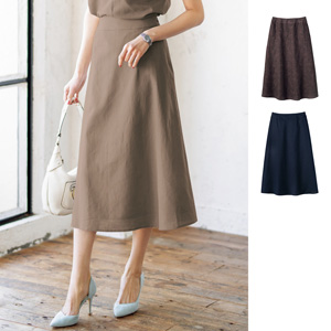 [cecile] A-Line Skirt / New Arrival Summer 2020, Ladies