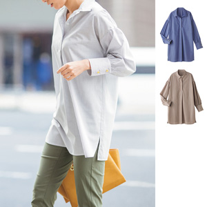 [cecile] Big Silhouette Shirt / New Arrival Summer 2020, Ladies