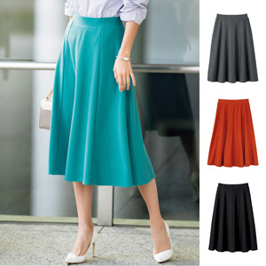 [cecile] Cut & Sewn Flare Skirt / New Arrival Summer 2020, Ladies