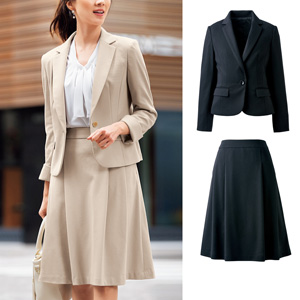 [Cecile] Jersey Skirt Suit / New Arrival Summer 2020, Ladies