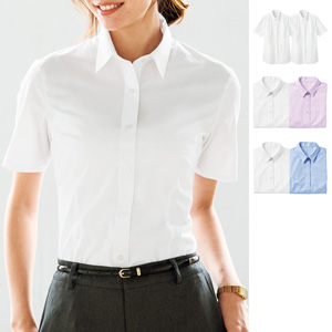 [cecile] Stable Form 2-Pack Regular Collar Shirt (Short Sleeve) / New Arrival Summer 2020, Ladies