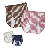 [Cecile] Sanitary Panties, Different-Color 2-Pack / 2018 Winter Lineup, Inner