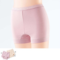[Cecile] Incontinence Care Pants, Different-Color 2-Pack / 2018 Winter Lineup, Inner
