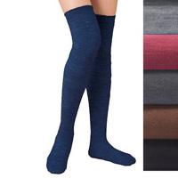 [Cecile] Above-Knee Socks / 2018 Winter Lineup, Inner