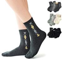 [Cecile] Socks, 5-Pair Set / 2018 Winter Lineup, Inner