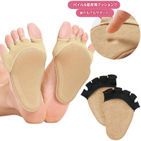 [Cecile] 5-Toe Perspiration-Absorbing Cushions / 2018 Winter Lineup, Inner