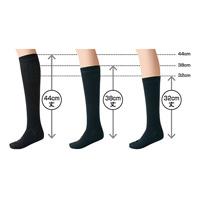 [Cecile] Selectable Length Knee-High Socks / 2018 Winter Lineup, Inner