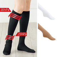 [Cecile] Compression Knee-High Socks / 2018 Winter Lineup, Inner