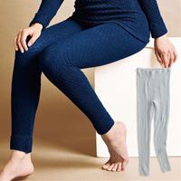 [Cecile] Warm Inner, Full-Length Inner Pants / Midwinter 2018 New Item, Inner
