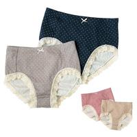 [cecile] Panties, 2-Pack / Midwinter 2018 New Item, Inner