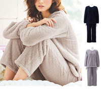 [Cecile] Sheep Fleece Pajamas / Midwinter 2018 New Item, Inner