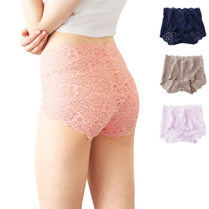 [cecile] Comfortable Total Lace Panties / New Arrival Summer 2020, Inner