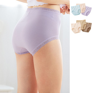 [cecile] Panties, 3-color Set / New Arrival Summer 2020, Inner
