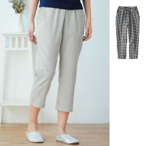 [cecile] Deep Relief! Durable Comfortable Summer Pants / New Arrival Summer 2020, Inner