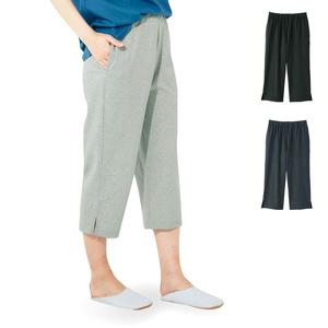 [cecile] Cotton 100% Capri Pants / New Arrival Summer 2020, Inner