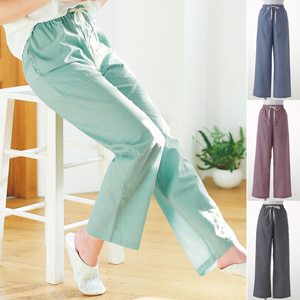 [cecile] Pants (100% Cotton) / New Arrival Summer 2020, Inner