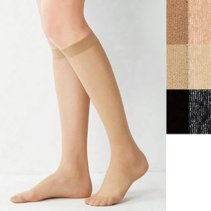 [Cecile] Short Pantyhose, 5-Pair Set / New Arrival Summer 2020, Inner