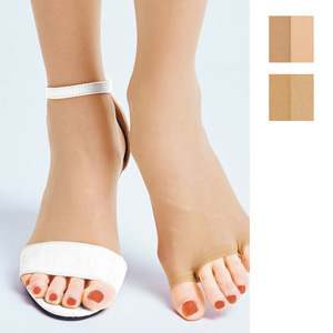 [cecile] Pantyhose, open toes type / New Arrival Summer 2020, Inner