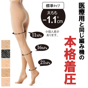 [cecile] Compression Pantyhose / New Arrival Summer 2020, Inner