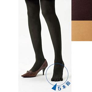 [Cecile] 5-Toe Tights, 80 Denier /New 2021 spring-summer item,inner
