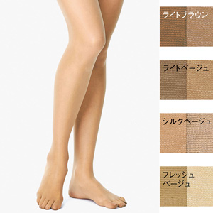[cecile] 5-Toe Pantyhose /New 2021 spring-summer item,inner