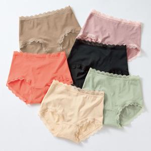 cecile shorts (3D hip)/New 2021 spring item, inner