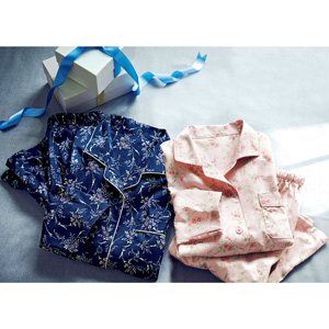 [cecile] Satin Pajamas Made in Japan (100% Cotton)/New 2021 spring item, inner