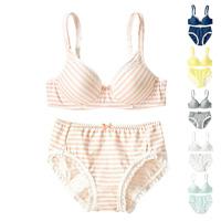[Cecile] Brassiere & Panties / 2018 Winter New Item, Teens, cupop