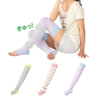 [Cecile] Bedtime Compression Socks (Ashisukitto) / 2018 Winter New Item, Teens, cupop