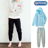 [Cecile] Lounge Wear (Outdoor Products) / Winter 2018 New Item, Teens', cupop
