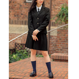 [cecile] Fine Pleated Skirt Suit 4-piece Set / New Arrival Spring 2020, Teens, cupop