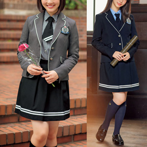 [cecile] Marine-Style Suit 5-piece Set / New Arrival Spring 2020, Teens, cupop