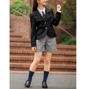 [cecile] Short Pants Suit 4-piece Set / New Arrival Spring 2020, Teens, cupop